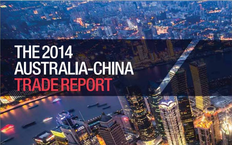 macroeconomic report on china and australia Hong kong's economy expanded by 35% year-on-year in real terms in the  second quarter of 2018, after  hong kong, china – australia fta.